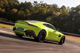 Aston Martin\u0027s New 2018 Vantage Is Here
