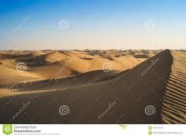 Desert in middle Asia stock image. Image of barren, dune - 101213143