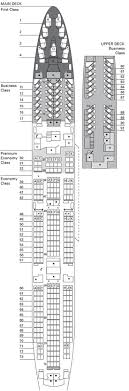 Cathay Pacific Business Class Seating Chart 21 Meticulous Cathay Pacific Seating Chart 744
