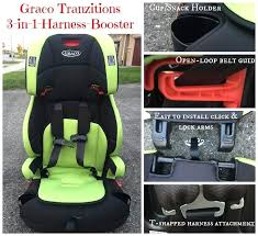 graco car seat installation 3 in 1 harness booster installation installing graco car seat base