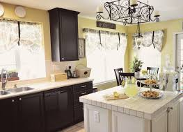 Paint Colour For Kitchen Kitchen Paint Colors With Dark Oak Cabinets Advice For Your Home