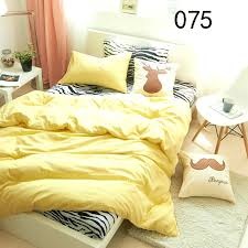 Yellow Quilts And Comforters – boltonphoenixtheatre.com & Yellow Quilts And Coverlets Twin Full Queen King Yellow Zebra Cotton 4pcs  Bedding Sets Bed Duvet ... Adamdwight.com