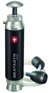 portable water filter system. Katadyn Water Microfiltration - For Backpacking, Hiking, Camping, Or Emergency Purification, Portable Filter System E