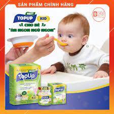 Nước yến topup nest kid dành cho trẻ từ 6 tháng tuổi trở lên giúp bé ăn ngon  ngủ khỏe. | Trà và Thức uống cho bé