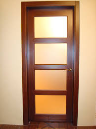 unparalleled interior door with glass mdf wooden interior door modern style with glass