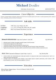 Current Resume Formats 21 Popular Resume Formats Dark Blue Mid Level Template  Format 2016 12 Free ...