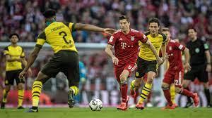 Der bvb gestaltete die begegnung wieder ausgeglichener,. Bundesliga Bayern Munich Vs Borussia Dortmund How Do They Compare