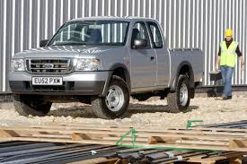 Ford Ranger Pickup Review 1999 2006 Parkers