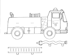 Small Picture fire truck pictures to color Fire truck coloring page Awesome