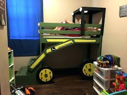 Tractor Themed Bedroom Simple Ideas