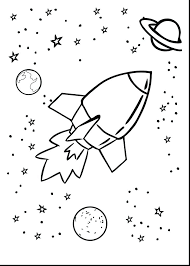 Free Solar System Coloring Pages Awesome M For Adults Truyendichinfo