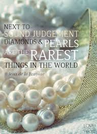 Quotes About Pearls And Friendship Adorable Pearlbuzz Pearls Of Wisdom Jean De La Bruyère