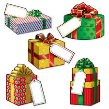mini gift cutouts 4 5 party supplies from novelties direct novelties parties direct ltd