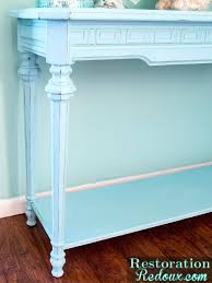 blue console table. Blue Console Table Suzannawinter With Dimensions 768 X 1024