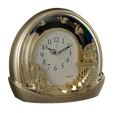 buy beautiful sound fashion simple table clock creative living room bedroom alarm mute dynamic cartoon children in cheap price beautiful e60