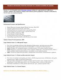 Resume Templates Naturopathic Doctor Examples Amusing Medical Sample