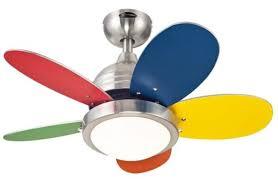 what color ceiling fan should you