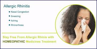 Homeopathy is best placed to treat all types of allergic disorder ...