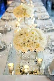 mirror plate centerpieces 5 mirrored cube glassware whole wedding centerpiece glass supplies furniture donation dallas