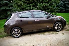 the nissan leaf experiment