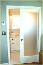 prehung interior french door frosted glass exotic interior doors