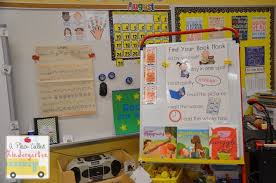 A Place Called Kindergarten 1 Anchor Charts