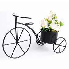 decoration iron small black bicycle