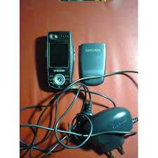 Samsung SGH E880 Noir minuit ...