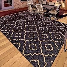 rugs area rugs 8x10 outdoor rugs indoor outdoor carpet large black patio rugs