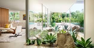 Palm Springs Garden Design Steven Harris Architects Llp Palm Springs Residence Ca