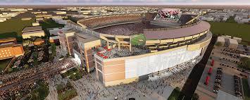 Bryant Denny Stadium Renovation Plan Unveiled Football