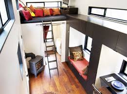 Small Picture Modern Mortgage Free Tiny House Built for Just 33K