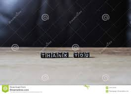 Thank You Words Stock Photo Image Of Manners Appreciation 116173470