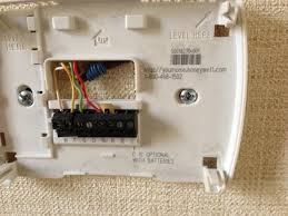 how to install an ecobee3 smart thermostat 4 wire thermostat wiring