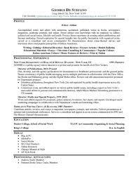 Brilliant Ideas Of Resume Writers New York City Resume Resume With