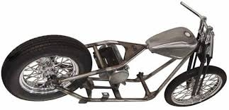 rolling chassis motorcycle building kits from mid usa including