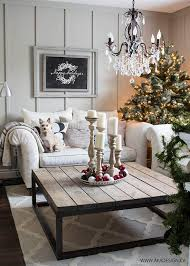 Most Breathtaking Christmas Living Room Decorating Ideas And Delectable Living Room Decorated