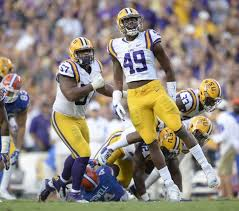 Projecting Lsus Defensive Special Teams Depth Chart Lsu