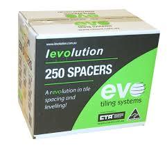 levolution cross spacer 2mm 250 box