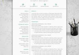 Modern Resume Template Word Free Best Sample Design Resume Template ...