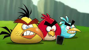 Angry Birds Bing Video Episode 4 - YouTube