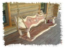 log furniture ideas. Cozy Ideas Log Furniture Best 25 On Pinterest Projects Logs Swings Pictured Swing Is 5 Feet D