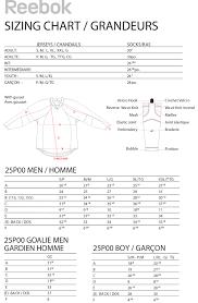 Nike Youth Hockey Jersey Size Chart Reebok Jersey Size Chart Nfl Www Bedowntowndaytona Com