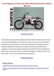 puch magnum manual classic motorcycles sheldons emu puch magnum