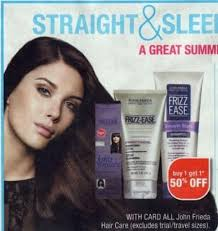 On occasion you'll find a printable offer for john frieda products that make replenishing your items a little more bearable. Nicer Value 3 Off Any One John Frieda Precision Foam Colour Or Colour Refreshing Gloss New Coupons And Deals Printable Coupons And Deals