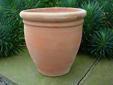 tall terracotta planter. Plain Planter Large Terracotta Plant Pot  Garden Planter 29 Cm High To Tall
