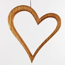 Mitienda Shop Fensterdeko Herz Aus Holz Avocadostore