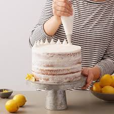 Indydebi Cake Cutting Chart Lemon Buttercream Frosting Recipe