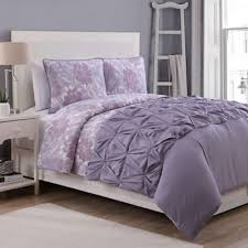 The positive impacts of purple bedding – Feifan Furniture & Purple Bedding Sets flora reversible full comforter and quilt set in purple  cdbpsti Adamdwight.com