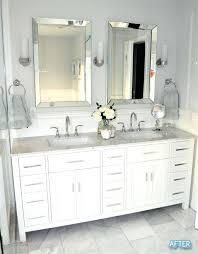 large mirror over double vanity bathroom vanity mirrors ideas best on double sink large mirror for